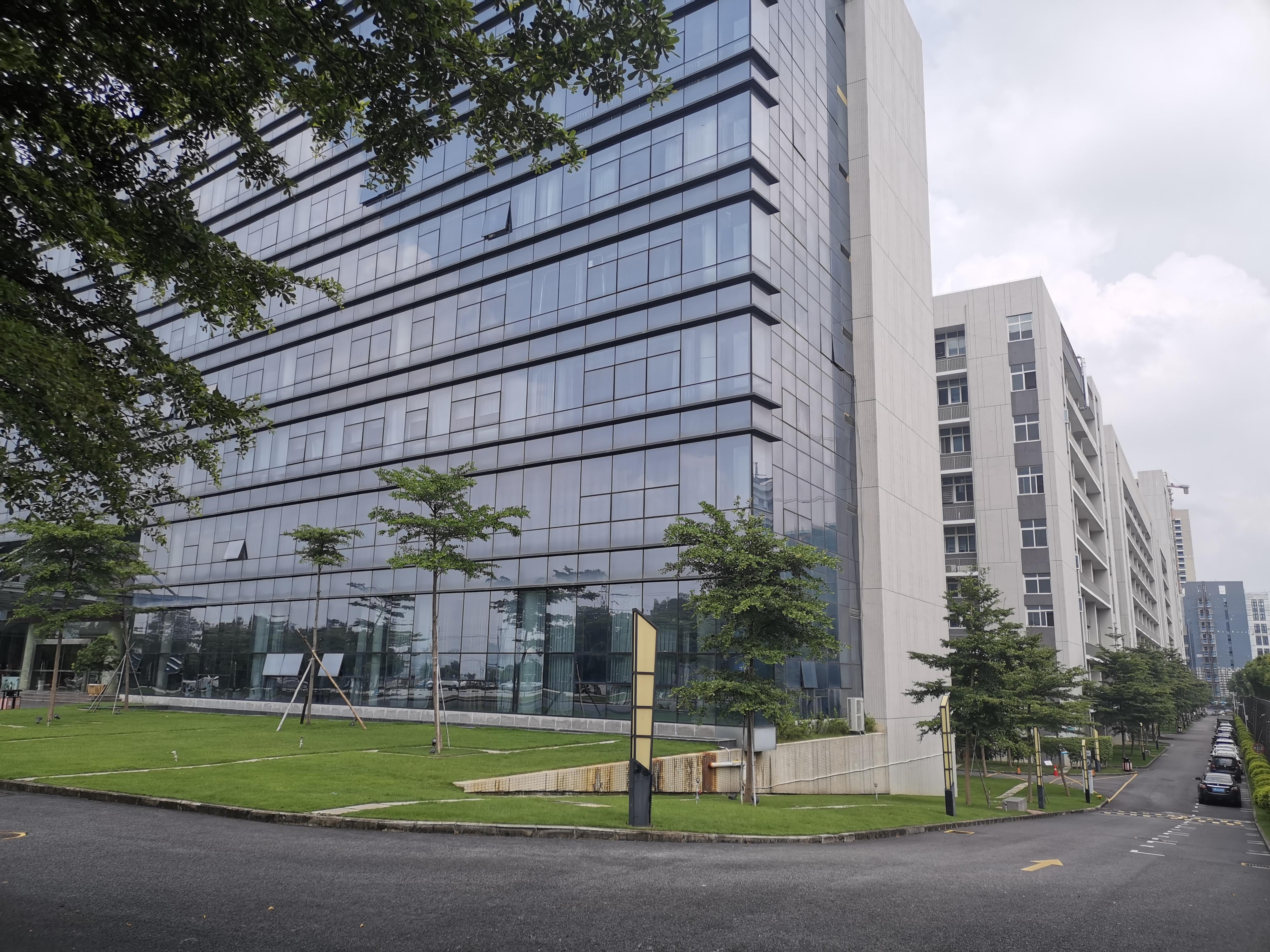 坪山大工业区原房东一楼厂房仓库办公出租,层高7米带行车