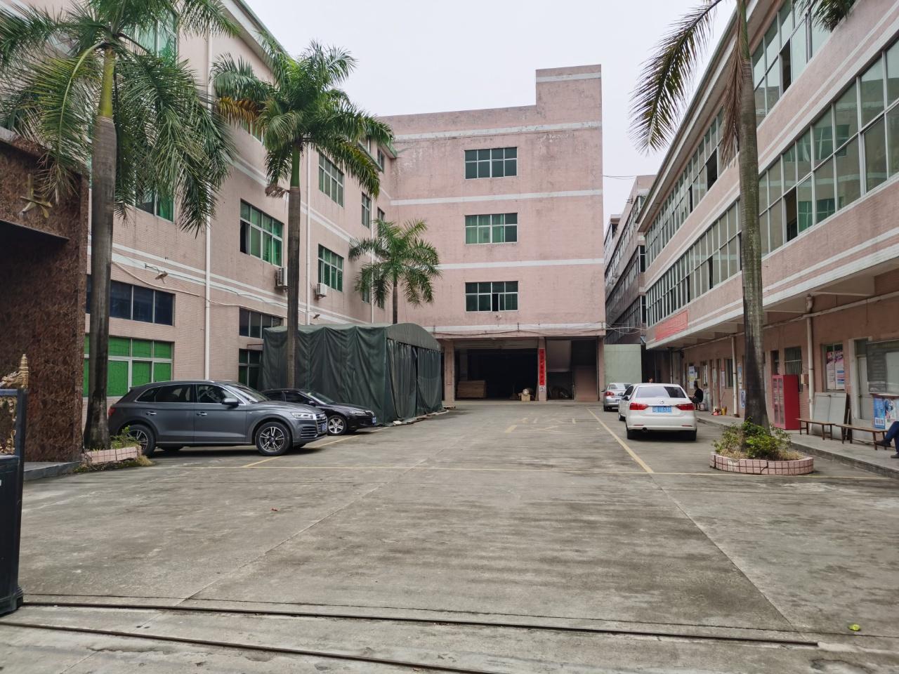 坪山区独院厂房3500平方米可分租,带办公室仓库,宿舍按需