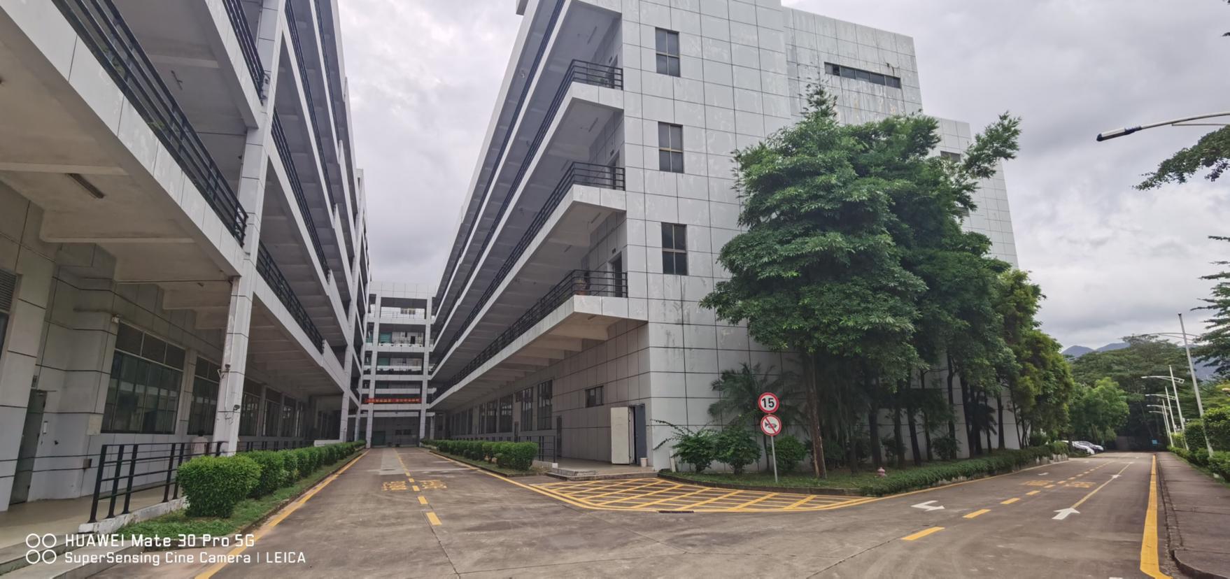 坂田上雪科技园3000平厂房仓库出租,大小可分租空地大