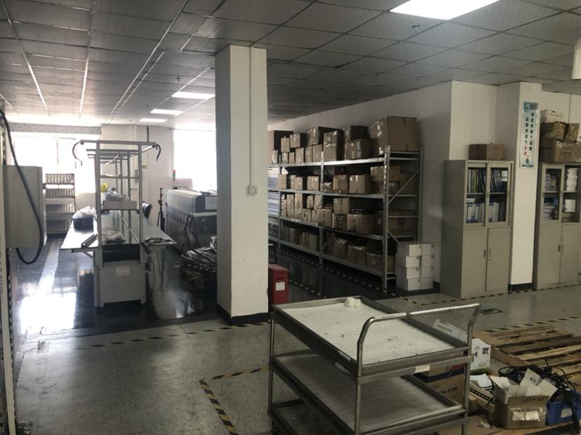 坪山3000平独栋厂房出租精装修适合电商办公仓库研发生产部门