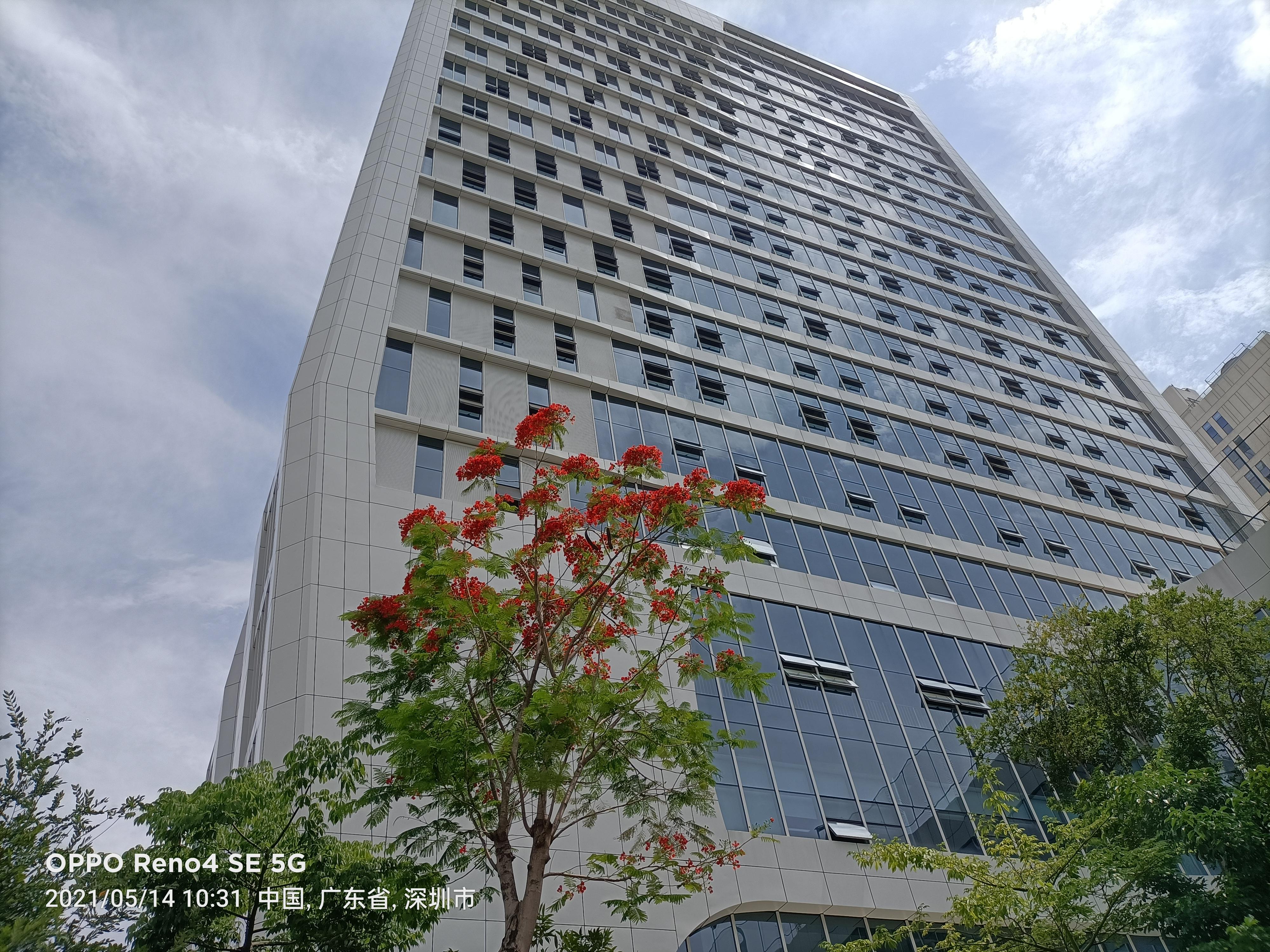 大型电商园新出楼上690平仓库办公厂房出租
