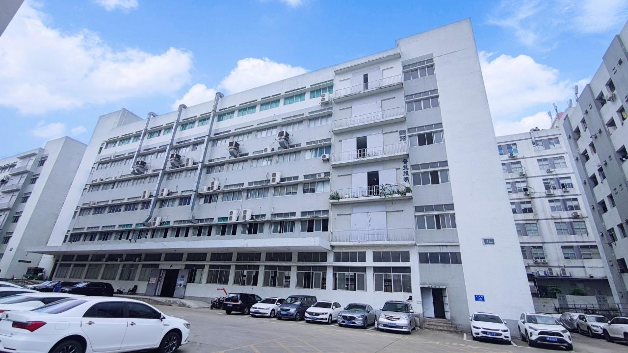 西丽白芒关口科技园新出一楼1600平方精装修厂房仓库出租