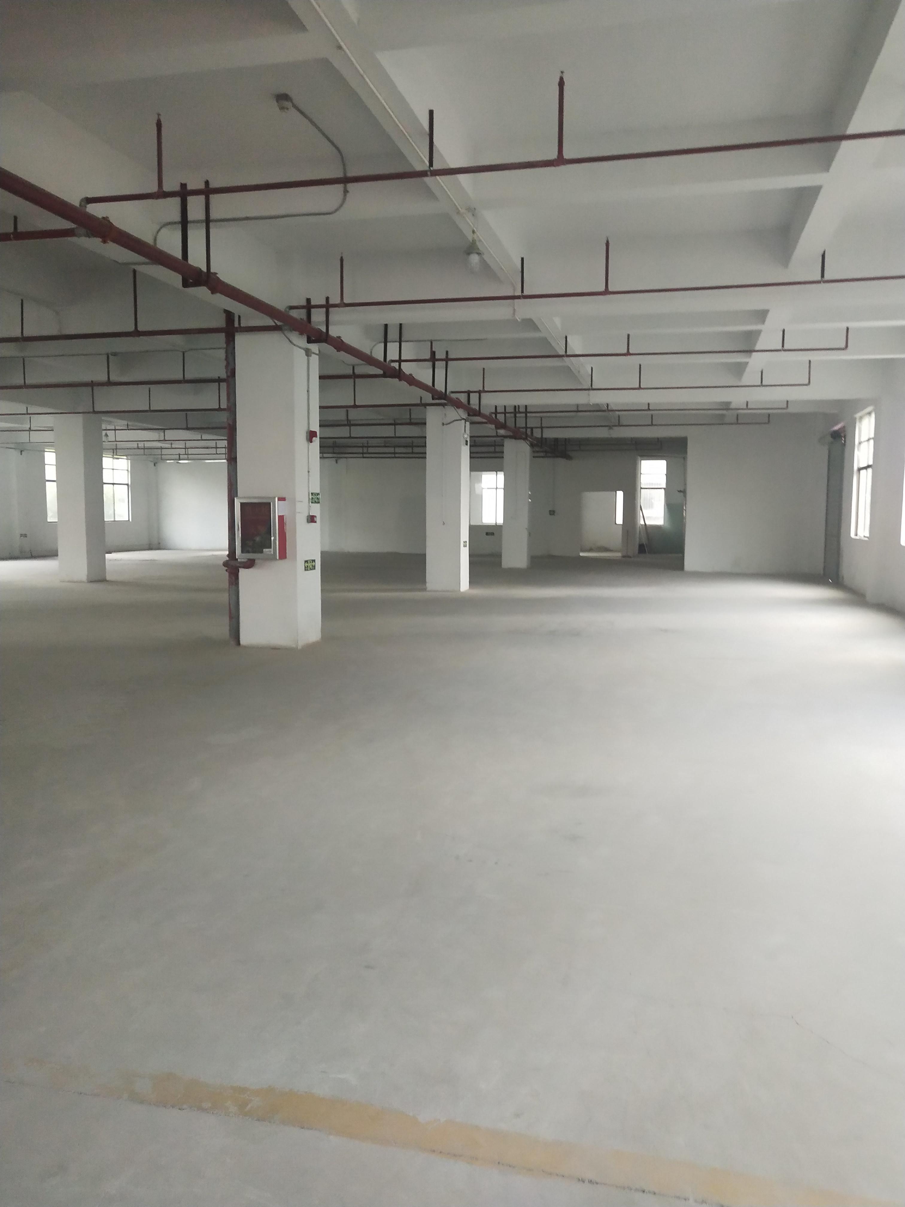 布吉秀峰工业区新出600平带装修厂房仓库出租