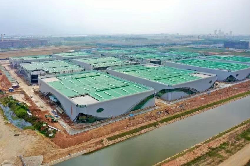 观澜原房东红本一楼钢构7800平厂房仓库出租层高12米可分