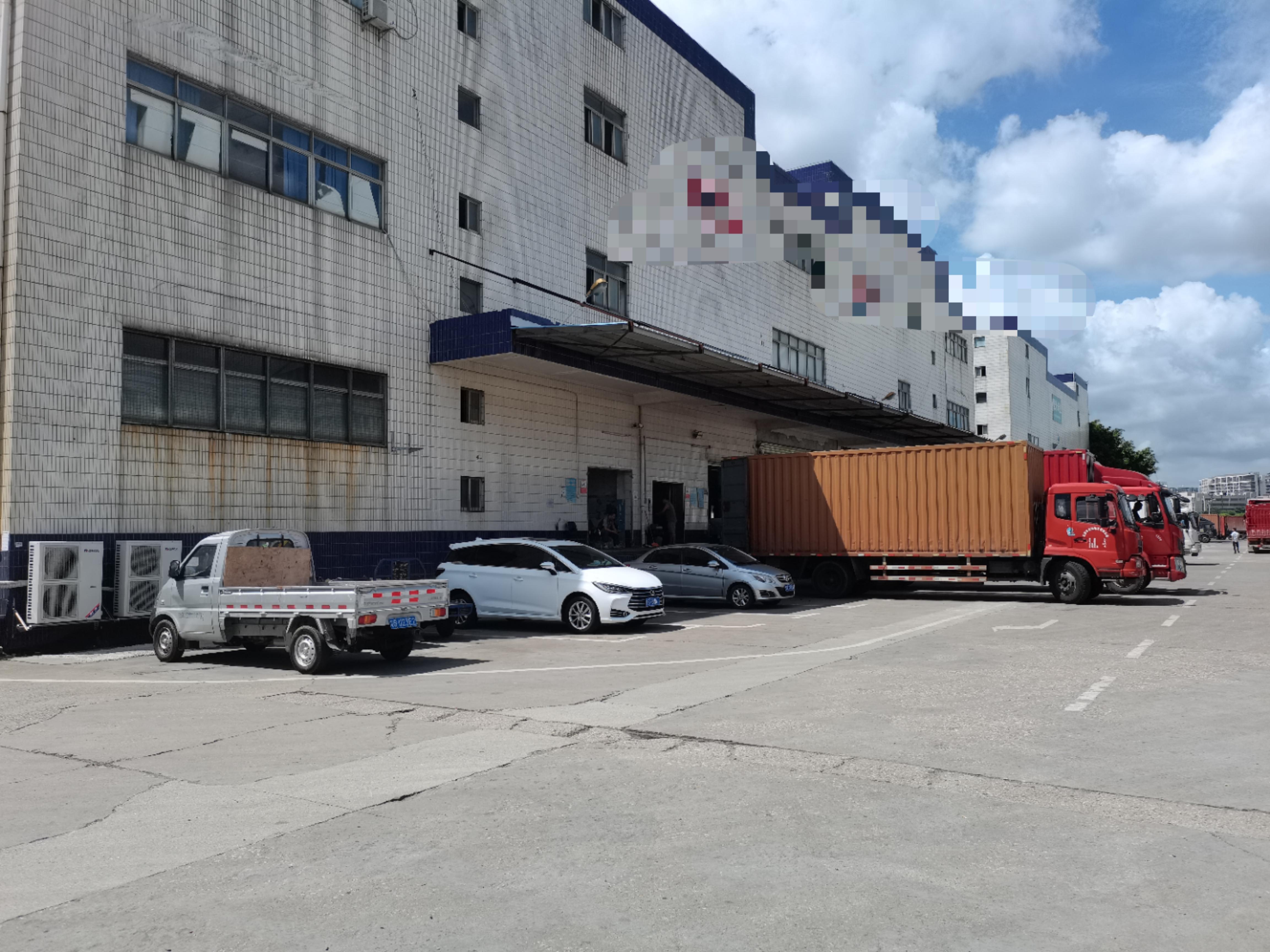 龙华清湖原房东工业区2楼3楼8000平厂房仓库出租价格优惠可