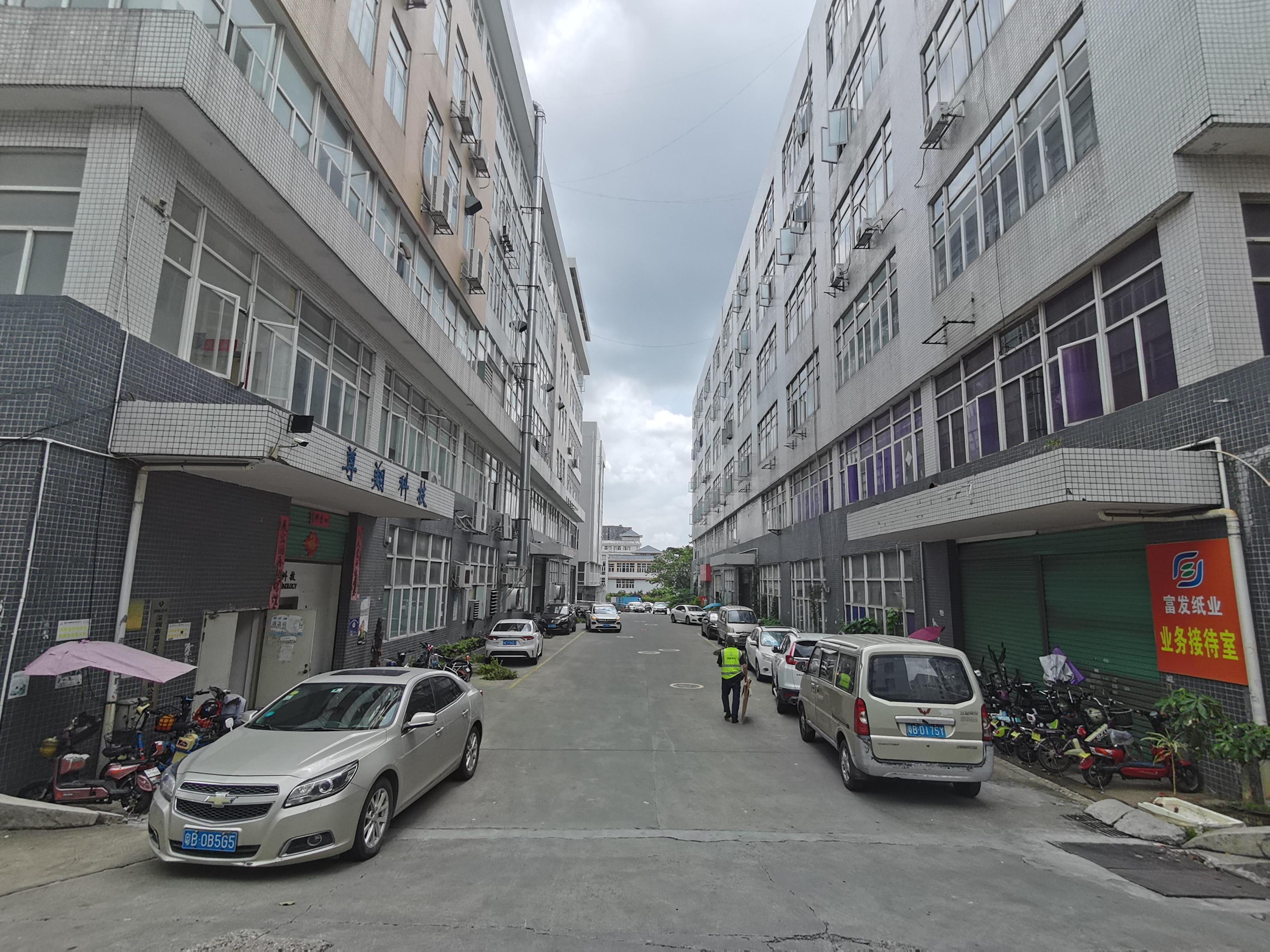 包租深圳原房东厂房独院35000平厂房仓库出租合同10年可包