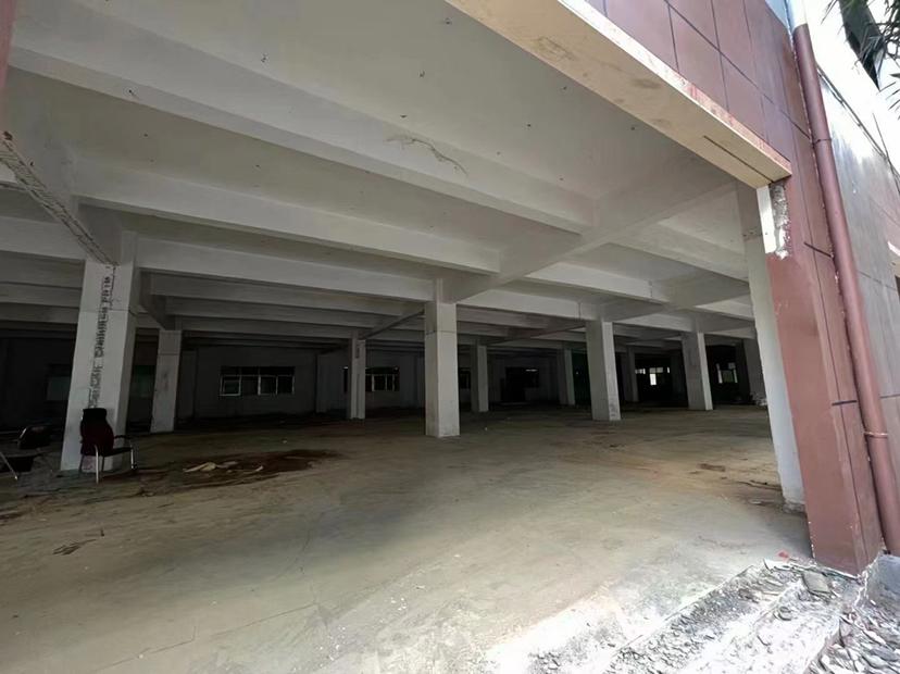 龙华 一楼整层面积2500平米,带仓库,面积可分割,