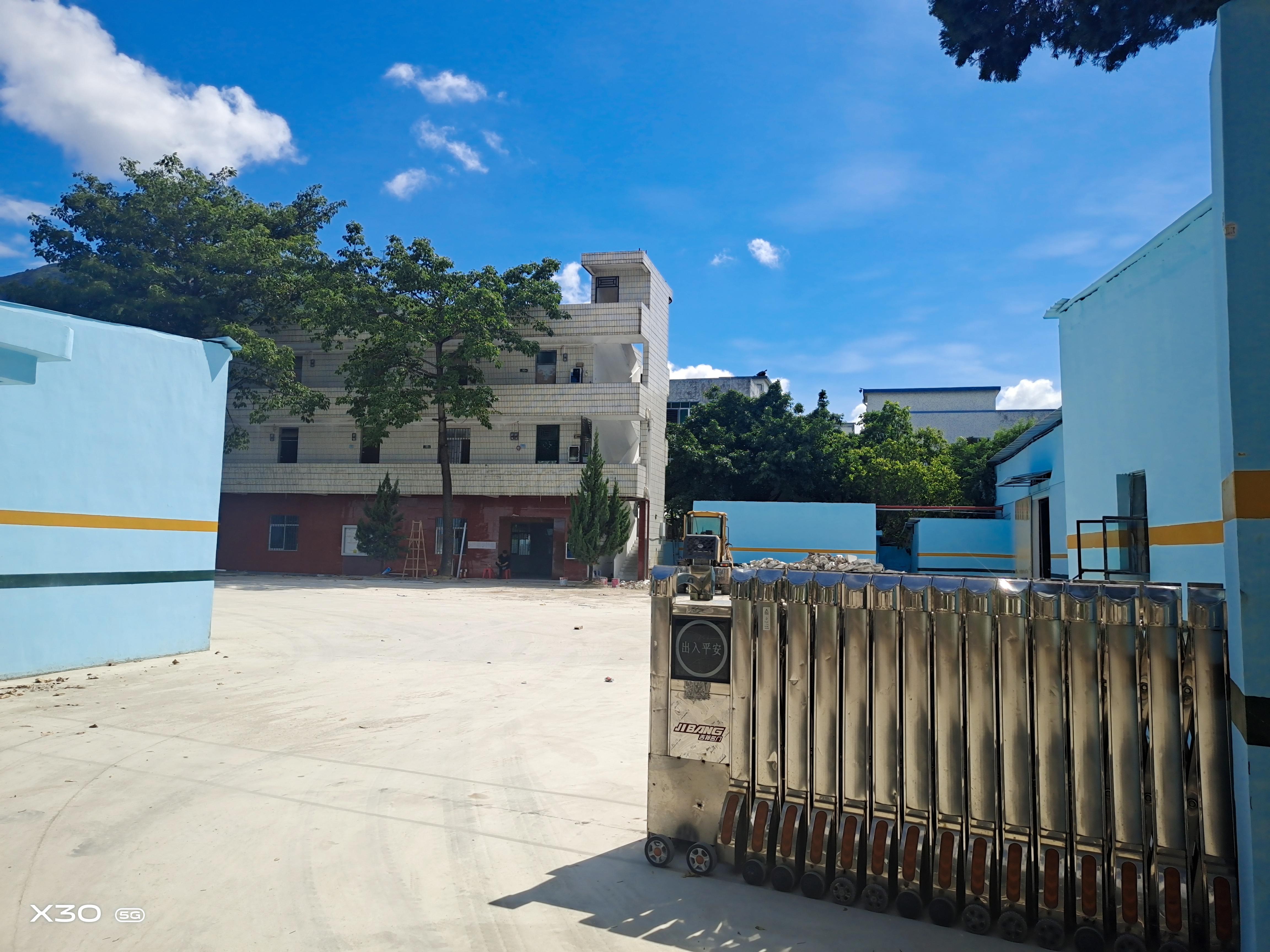 深圳市坪山区超大独院钢构小型仓库厂房4000平出租