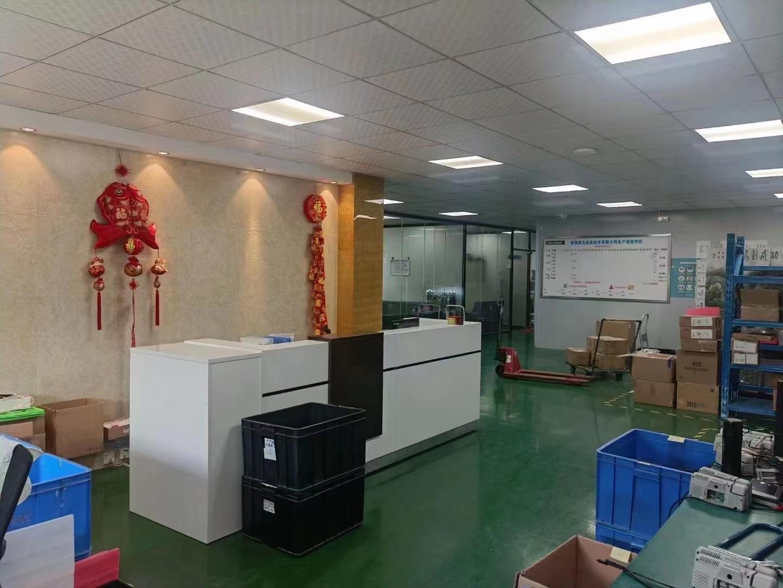 南山西丽沙河西路科技园整层1700平方精装修厂房仓库出租