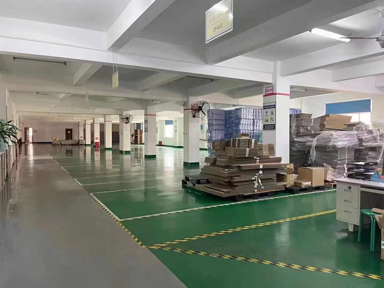 南山西丽大型科技园新出楼上整层2000平方精装修厂房仓库出租