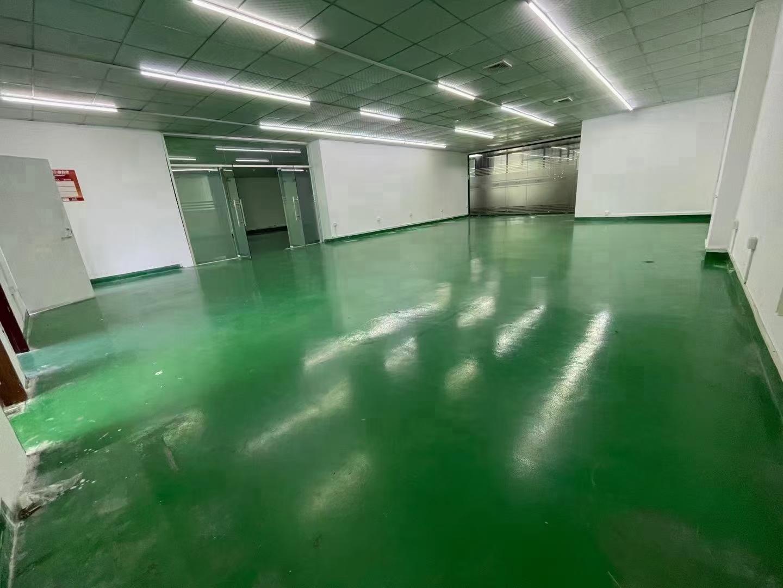 龙华油松电商产业园1200平厂房出租,带装修适合仓库组装展厅