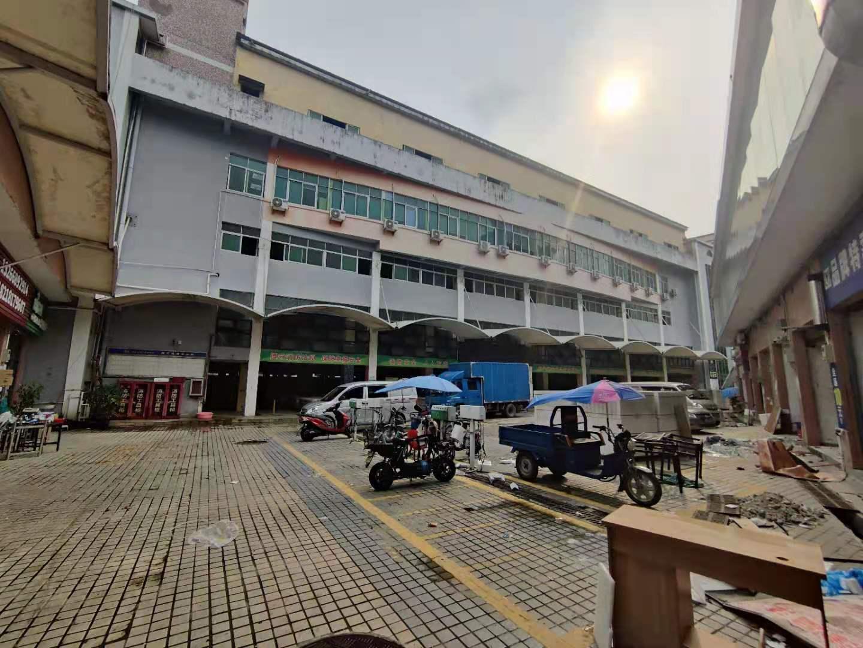 龙大高速口原房东一楼3600平层高10米厂房仓库加工培训出租