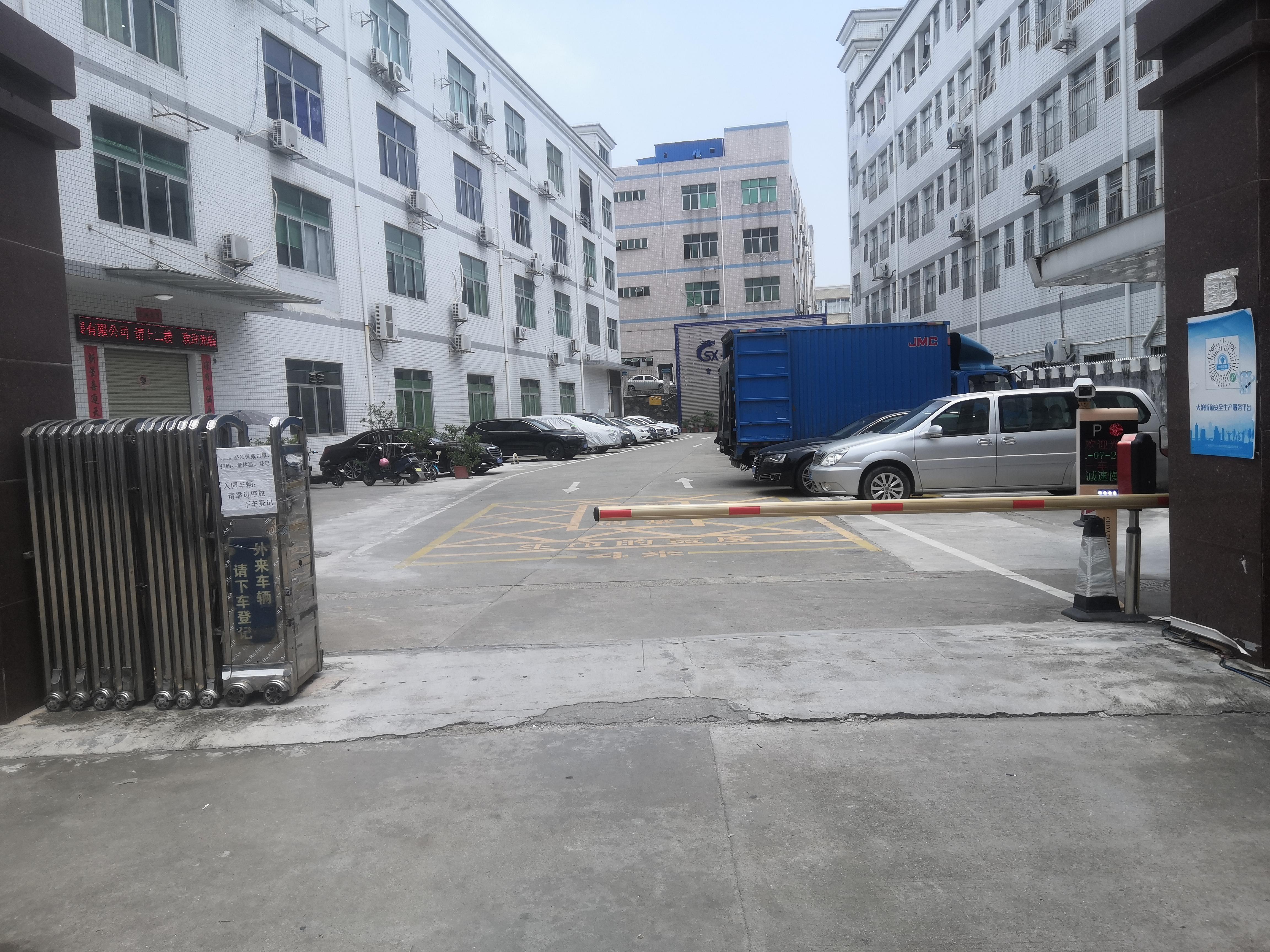深圳市龙华区大浪商业中心附近独院厂房1100平办公仓库厂房