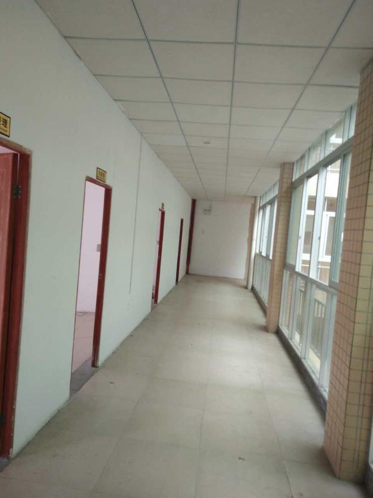 独院单一层厂房1200平带现成豪华办公室出租