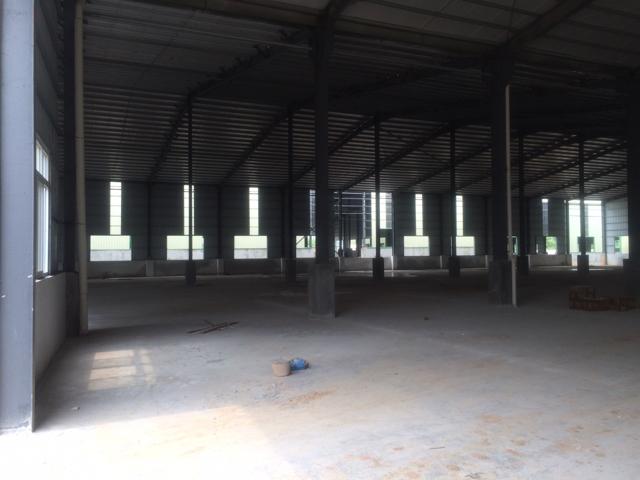 南城区蛤地地铁口新出全新钢构仓库3000平方无宿舍