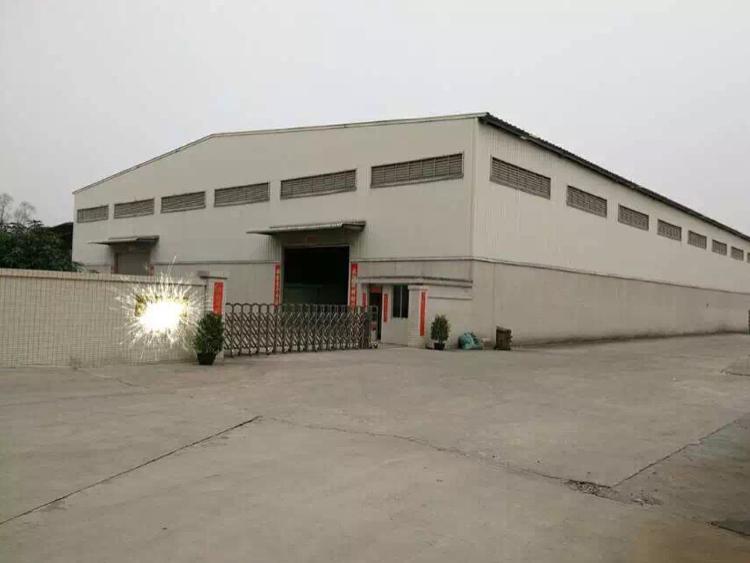 茶山镇新出独院单一层厂房1300平