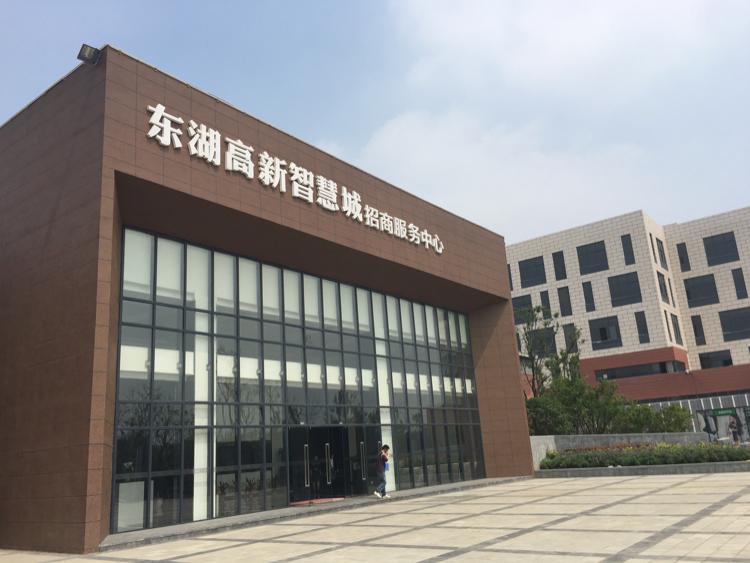 光谷东全新7.5米双层厂房出售