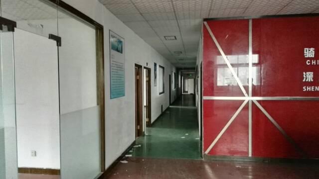 龙华大浪行政服务中心大型园区3楼1300平精装修无转让费