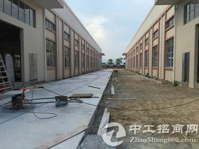 惠州6000平方单层钢构厂房出售