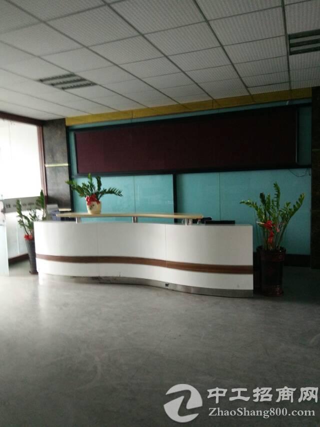 福永和平新出厂房2600平米带豪华装修