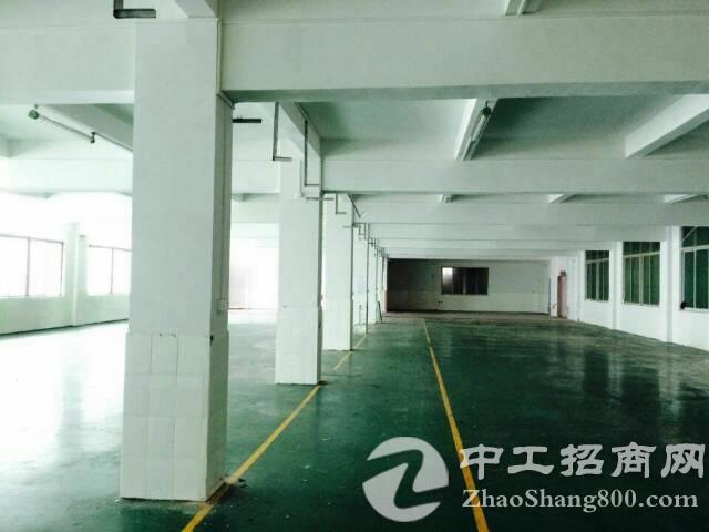 黄江镇田心村新出独院厂房3600平米火爆招租