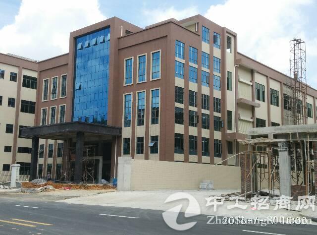横沥镇三江工业区新出独门独院有国土证厂房6250平方