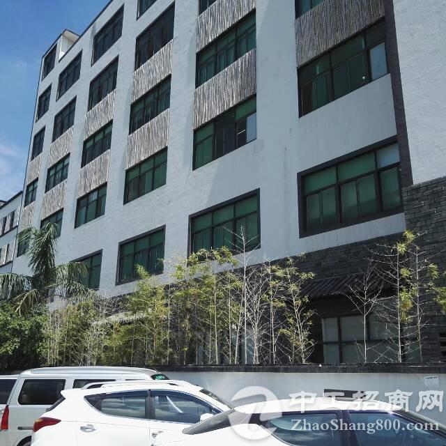 优质厂房整层300平,龙华新区民治万众城旁新出成熟创新产业园