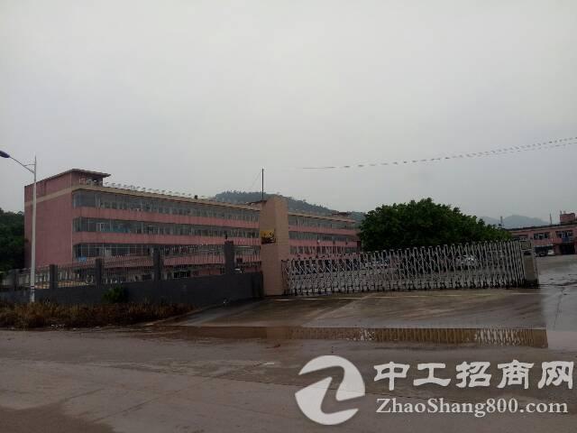黄江镇田心村分租一楼厂房1000平方