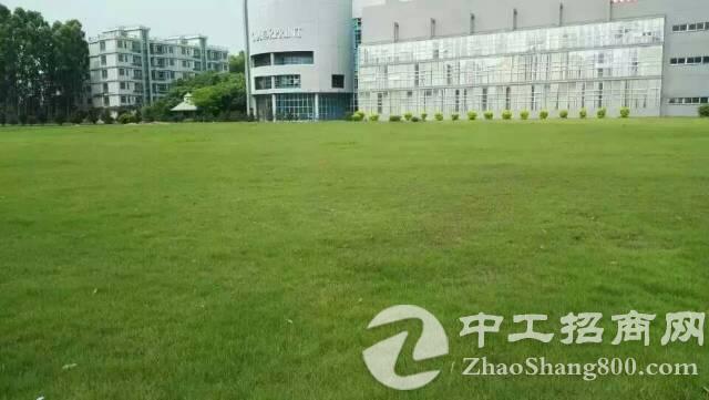 福永沿江高速1-5层24000平米厂房独院出租