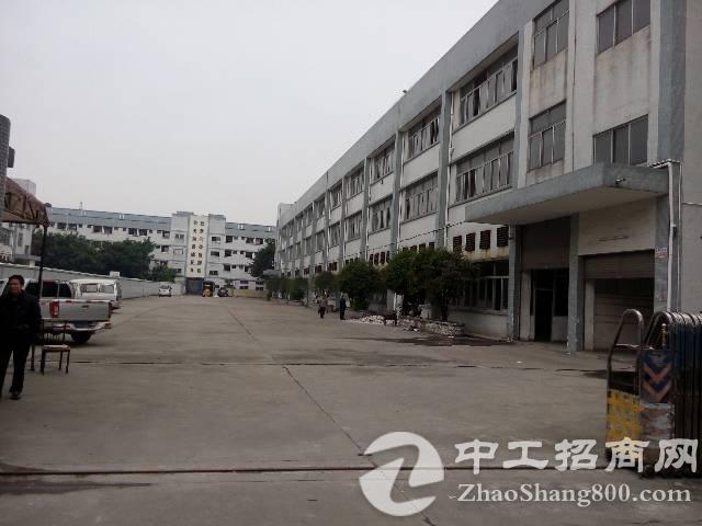 樟村单一层独院厂房1500平方