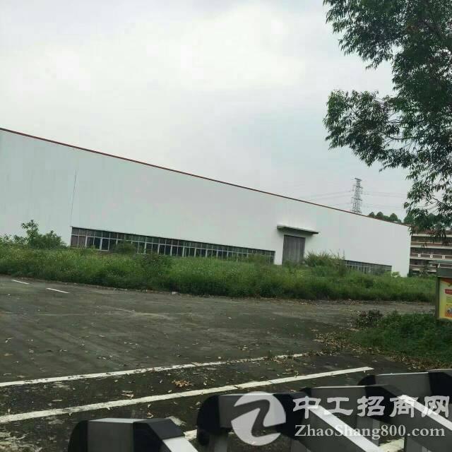 虎门镇新出单一层独院厂房,地理位置优越,交通非常车流量大