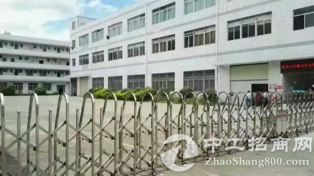 石岩南光高速红本独院厂房1-3层3600平方招租