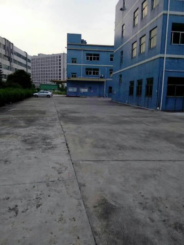 坪山新区坑梓主干道边带装修厂房1800平