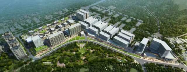 深圳北经济圈产业园大小面积红本厂房出售
