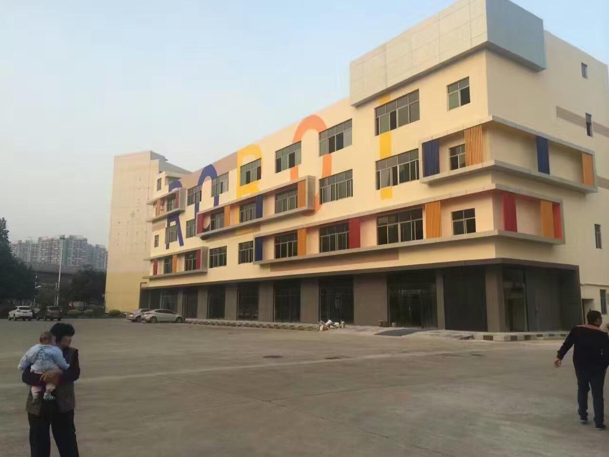 福永高新产业园镇府扶持产业9600平米出租