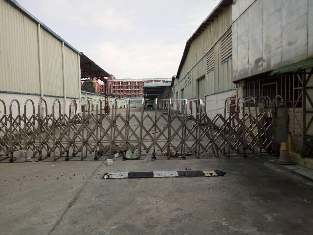 黄江高速路口附近8000平仓库铁皮厂房出租