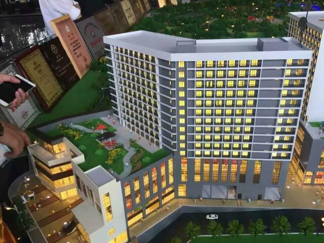 大型高端红本产业园300-30000平米出售