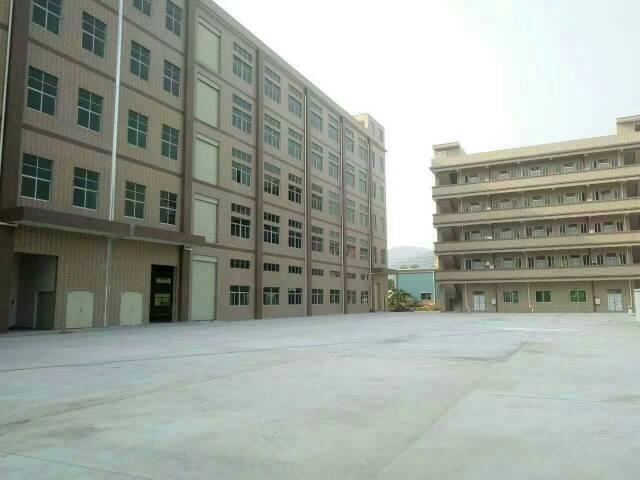 松岗一楼6米高精装修厂房1850低价急租可分租