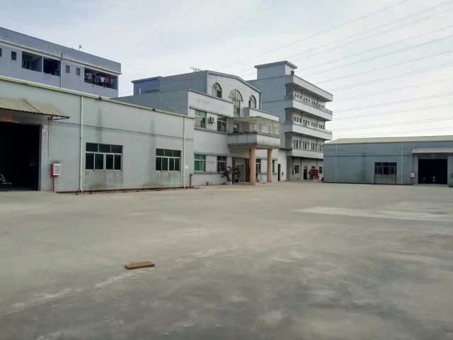 横沥镇模具城附近新出独院单一层厂房
