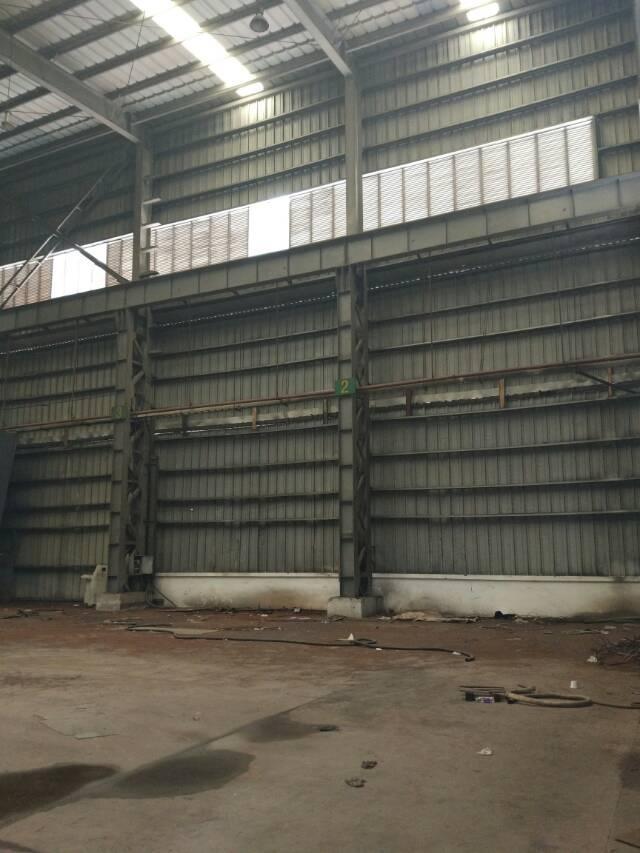 松岗大田洋新出钢构厂房2000平方米10元低价招租