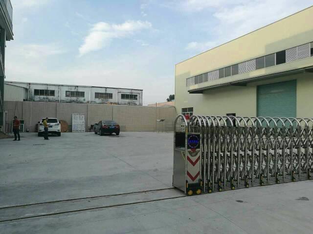 清溪新出全新水电线路齐全1000平方独院钢构厂房