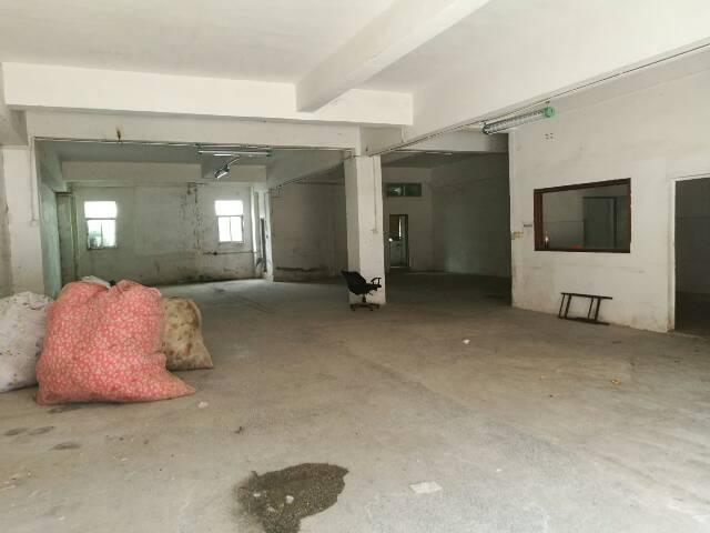 沙井新玉路边一楼仓库320出租