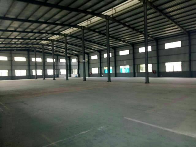 公明  北环边上新出 钢构厂房3900平方急租