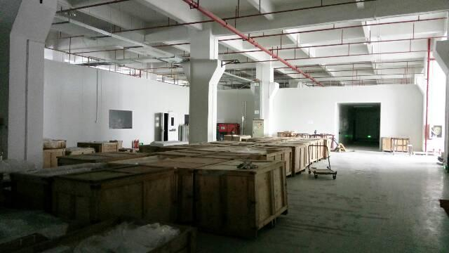 惠阳 秋长镇一楼滴水7米高厂房2700平方出租 可分租-图2
