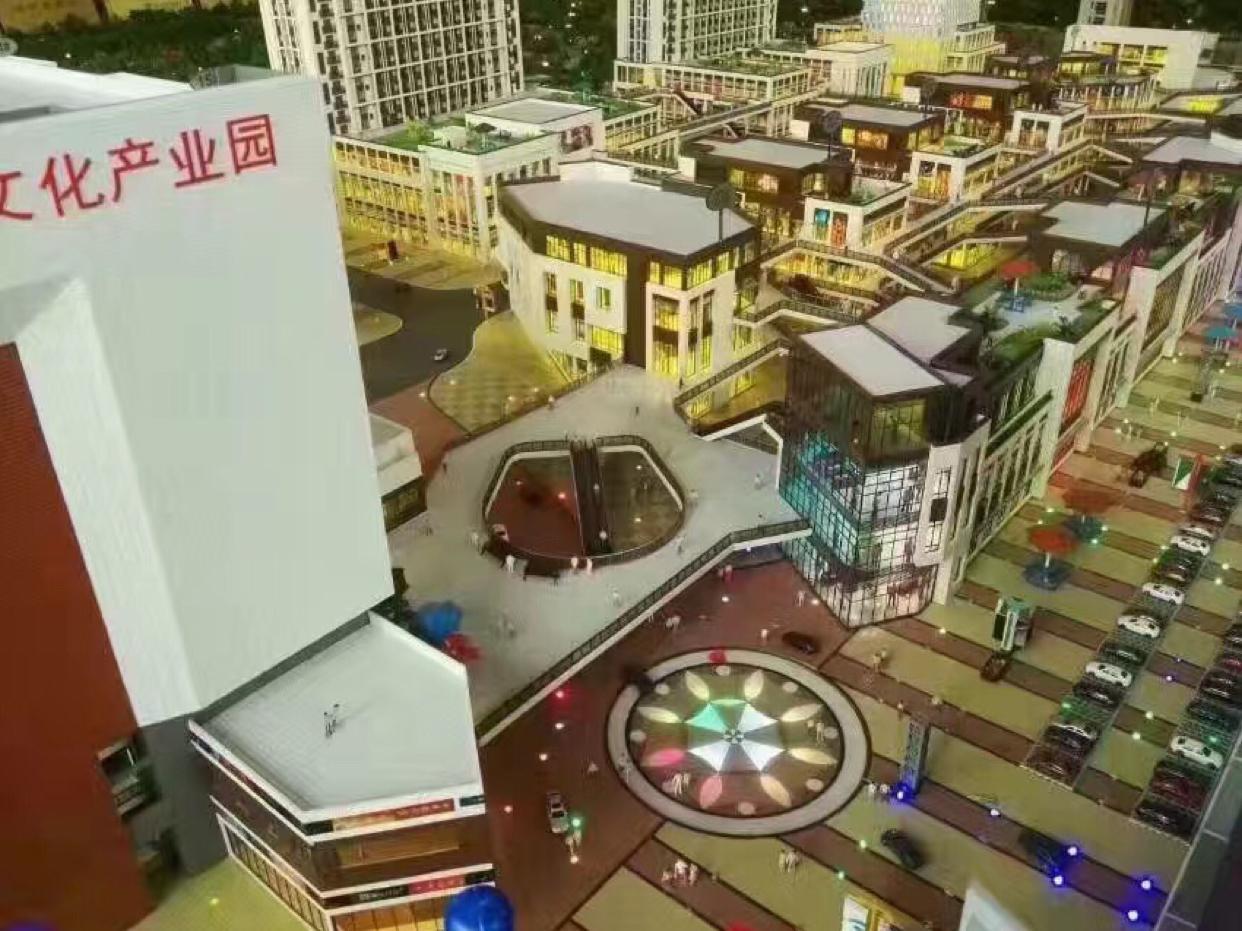 大深圳北高薪产业园10000平厂房出售大小可分
