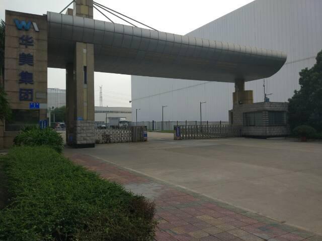 松岗大田洋新出楼上厂房2500平方米低价招租