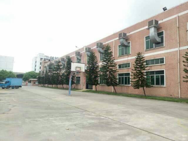 清溪原房东花园式带装修独院厂房7000平米出租