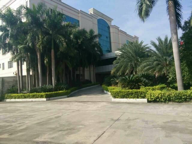 石碣高速路口9.5成新独院厂房11000平米,带绿化