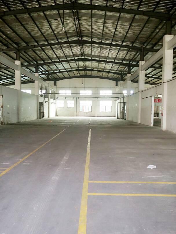 龙华新区距离清湖地铁站500米处有10米高钢构-图2