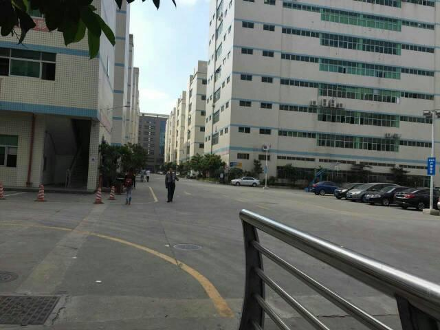 光电产业园3楼2500平米带装修厂房出租
